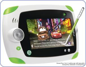 Leappad Games Learning Tablet Leappad