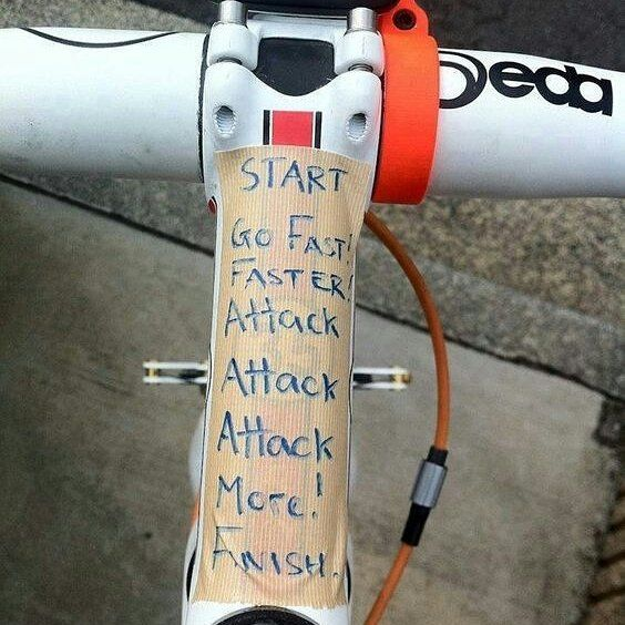 Note To Self Via Totalwomenscycing Cycling Cycle Ride