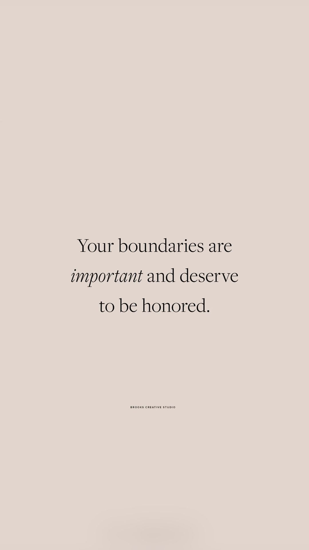 Boundary Affirmations for Creatives