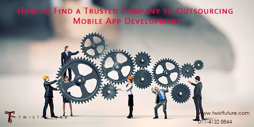 Twistfuture Software Pvt Ltd is one of the top mobile app development company in delhi, India. We specialize in mobile application development, android, iPhone, iPad & windows apps solutions for entrepreneurs and startups.