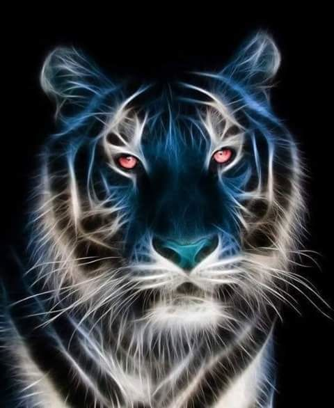 Pin by mosta joud on jo pinterest light tiger digital art hd desktop wallpaper tiger wallpaper digital art no thecheapjerseys Gallery