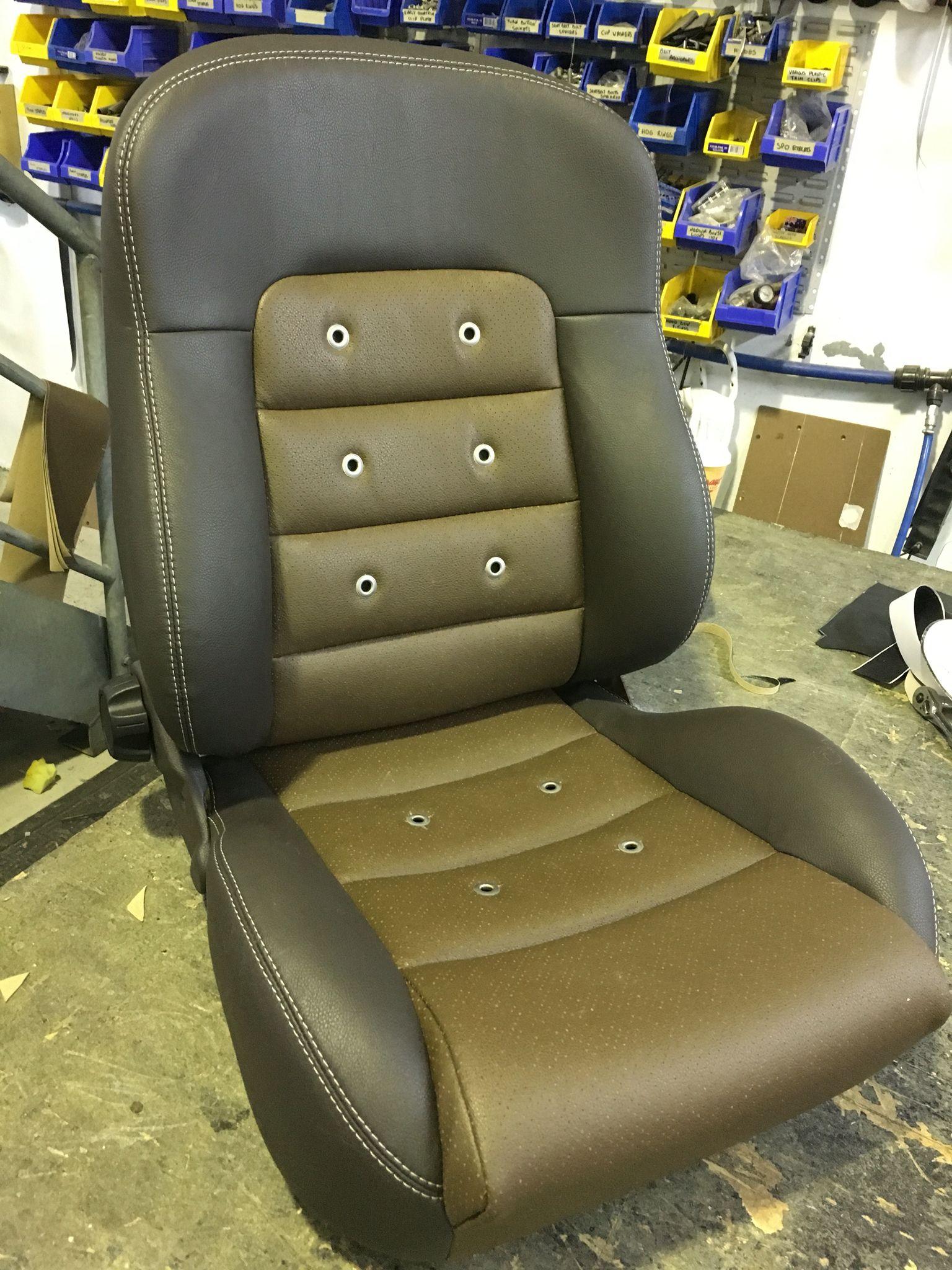 Blackneedle auto upholstery custom seat design for ford xp sedan interior design for Custom truck interior design