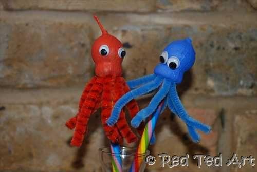 Gumnut octopus....
