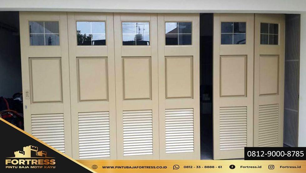 0812-9000-8785, Solo Minimalist Garage Door Type