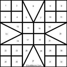 alabama quilt patterns | Free Quilt Patterns: Free Quilt Block ... : printable quilt blocks - Adamdwight.com