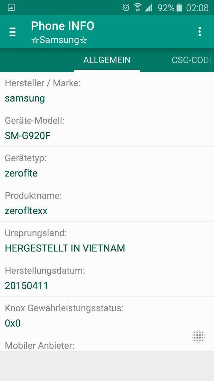 ROOT] PingPongRoot ***S6 & S6 Edge Root… | Samsung Galaxy S6 | XDA