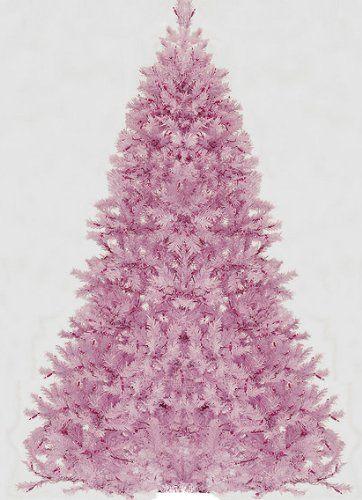 119 99 6 5 Pink Mauve Full Artificial Christmas Tree Unlit Http