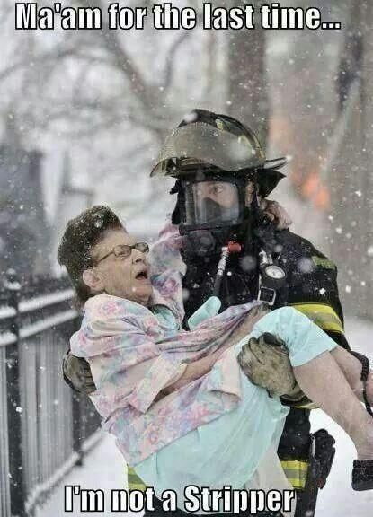 Funny fireman pics