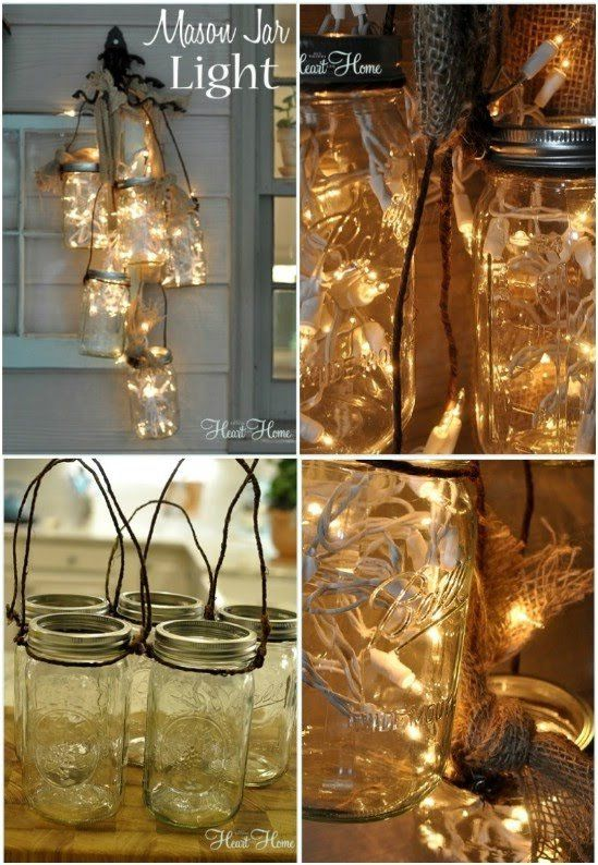 12 magnificent mason jar christmas decorations you can make yourself 12 magnificent mason jar christmas decorations you can make yourself diy solutioingenieria Image collections