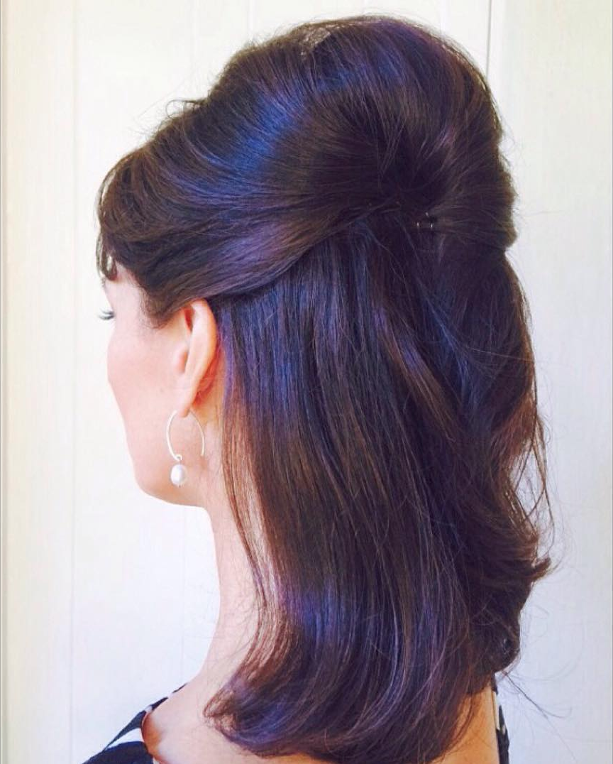 Wedding Hairstyles Mother Of The Groom: Mother Of The Groom. #mobilebridalsalon #madforpatrick