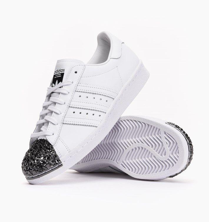 separation shoes 40bec 49180 caliroots.com Superstar 80s Metal Toe TF W adidas Originals S76532 253761