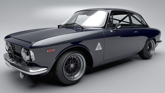 "Pvblika: "" 1965 Alfa Romeo Giulia Sprint GTA"