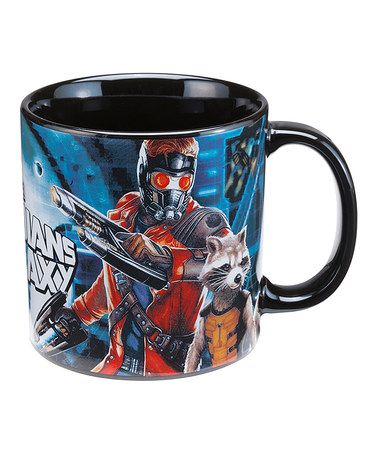 Another great find on #zulily! Guardians of the Galaxy 20-Oz. Ceramic Mug by Guardians of the Galaxy #zulilyfinds