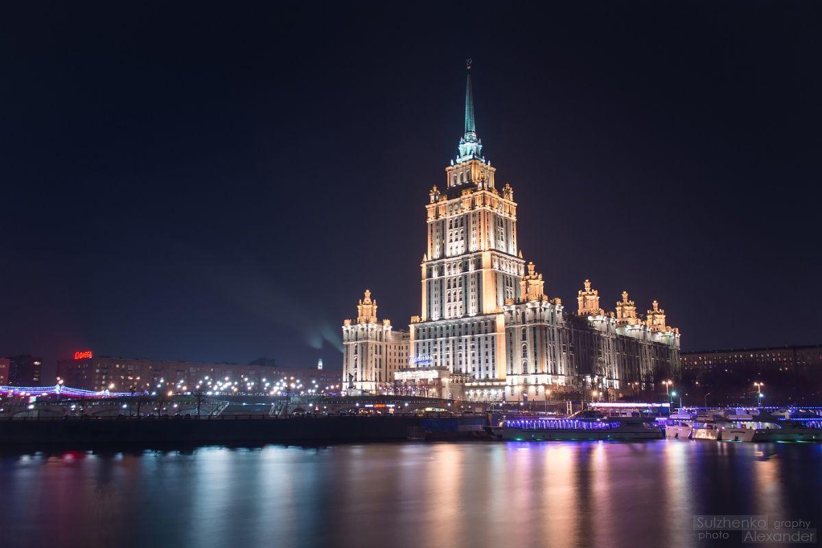 Hotel Ukraine by Alex Sulzhenko on 500px