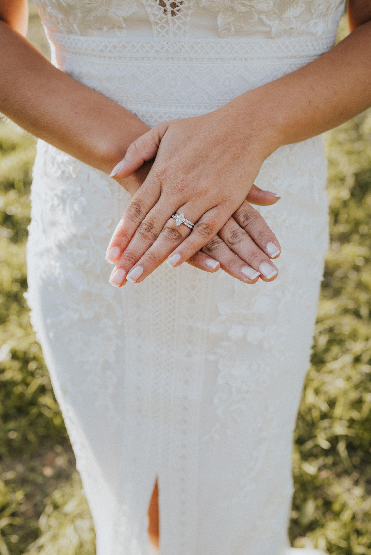 Stunning Engagement Ring And Wedding Ring Alternative Natural