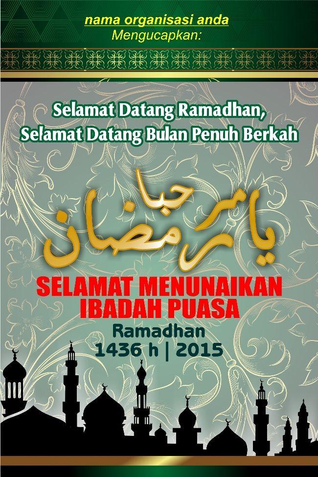 Contoh Spanduk Ramadhan : contoh, spanduk, ramadhan, Desain, Banner, Spanduk, Ramadhan, Menyambut, Puasa, Banner,, Spanduk,, Gambar