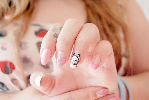 llama nail art! | Nails in 2019 | Nails, Cute nail art ...