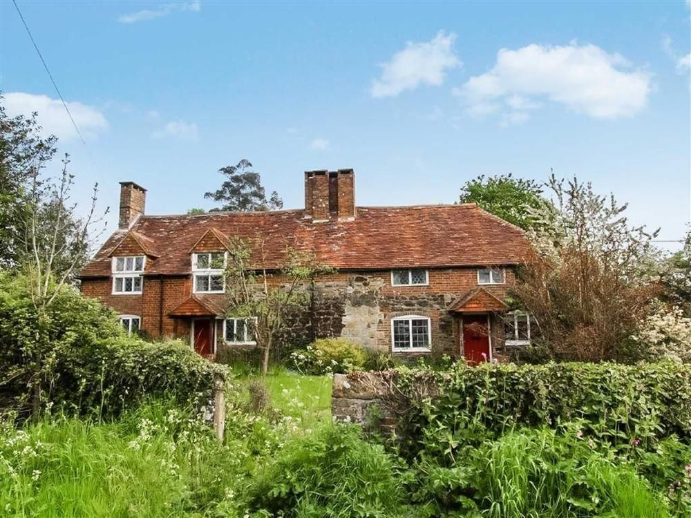 16th Century Grade II Listed Cottage for sale in West Sussex