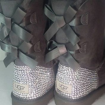 Shop the latest Swarovski Crystal Uggs products from Twiggy & Tiger Lily , TheiLLLines on Etsy, Dolls Divas and Diamonds and more on Wanelo, ...