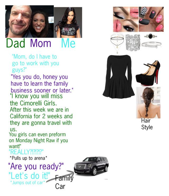 """""""First Day Of Family Business: Heading to Arena"""" by belabmilagres on Polyvore"""