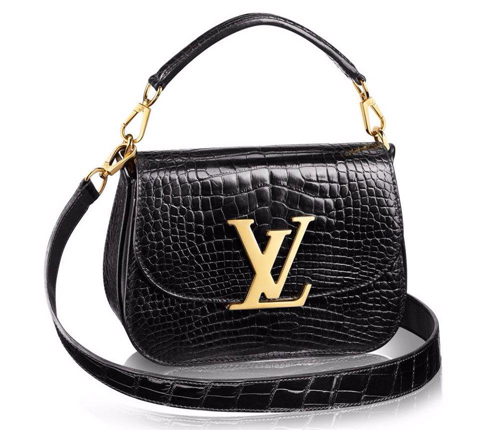 Louis-Vuitton-Vivienne-LV-Crocodile-Bag  24 e6336a83c2e