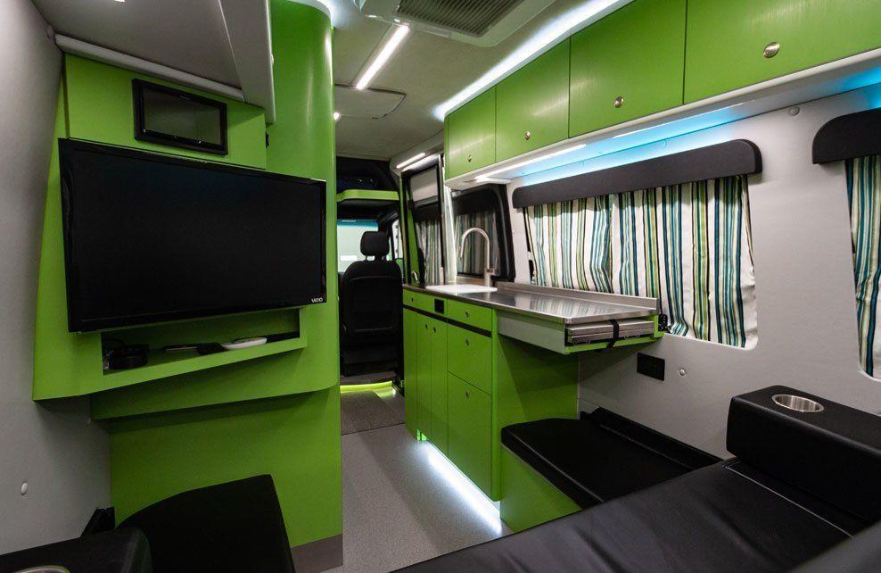 Is this tricked out camper van worth $328K? in 2020 ...