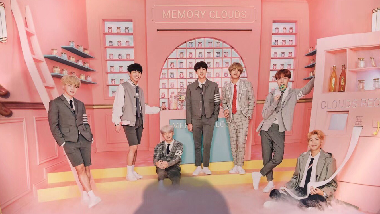 Bts 4th Muster Happy Ever After Entertainment Bts Lagu