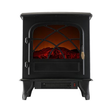 Caesar Fireplace Fp203 T3 Portable Indoor Home Compact Electric