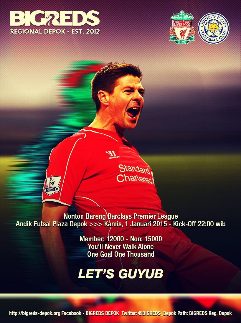 Liverpool Vs Leicester City Dengan Gambar