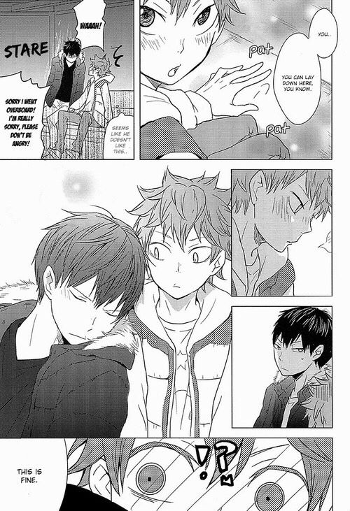 Kagehina Haikyuu!! Ꮬ lll Pinterest Haikyuu, Anime and Ships - anime storyboard