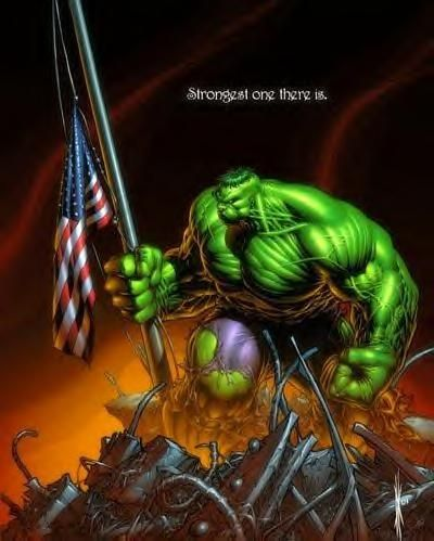 Hulk is strongest there is! | The Marvel Universe | Hulk art