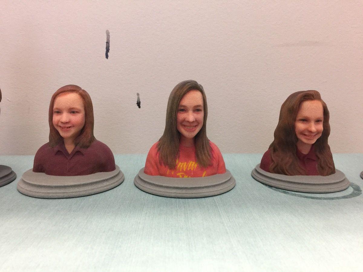 3D FIGURINE FROM PHOTOS! NO SCAN NEEDED! #my3dselfie