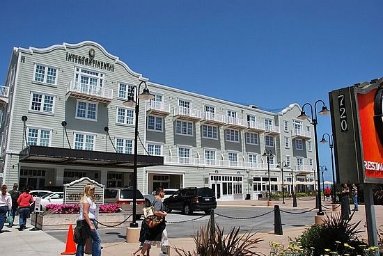 Monterey Calif This Is Were I Stayed On My Last Visit