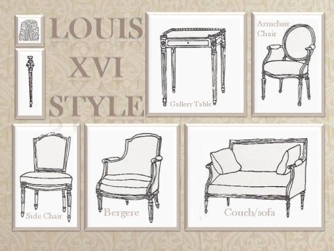 Merveilleux 2 Create The French Provincial Style Understand The Louisu0027