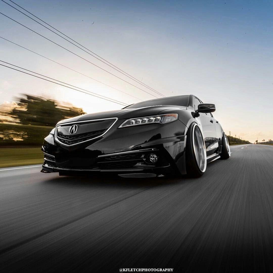 "Throttlestomper: ""Acura TLX"