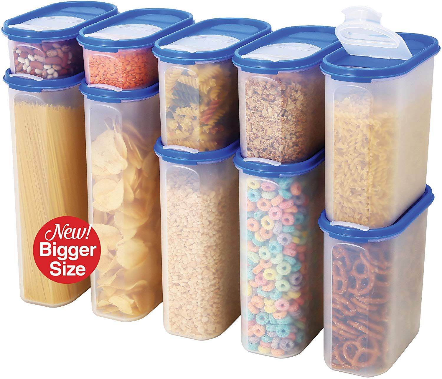 Home In 2020 Food Storage Containers Dry Food Storage Food Storage