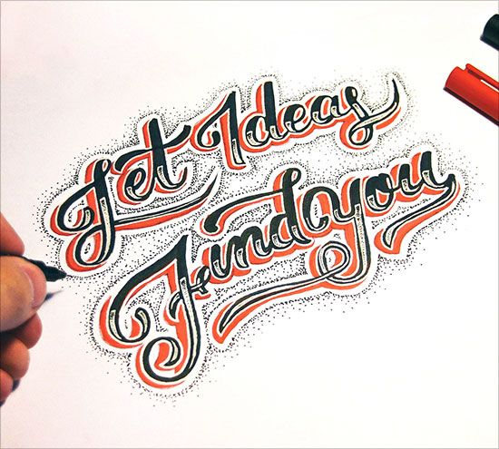 Inspiring Handwritten Typography Quotes 24