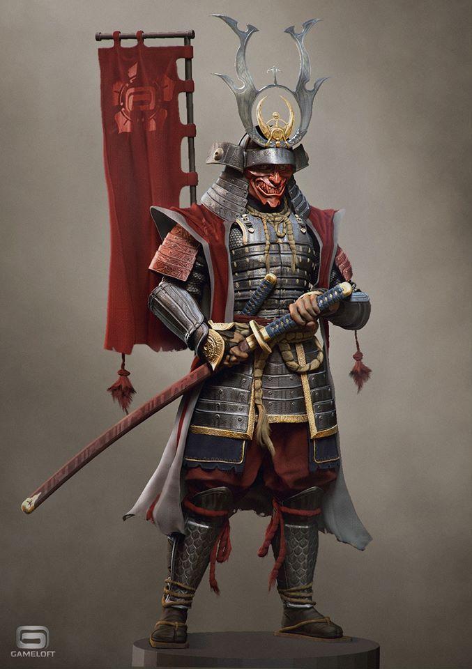 Pin De Ivan Cordero Em Japo Samurais Desenho Arte Samurai E