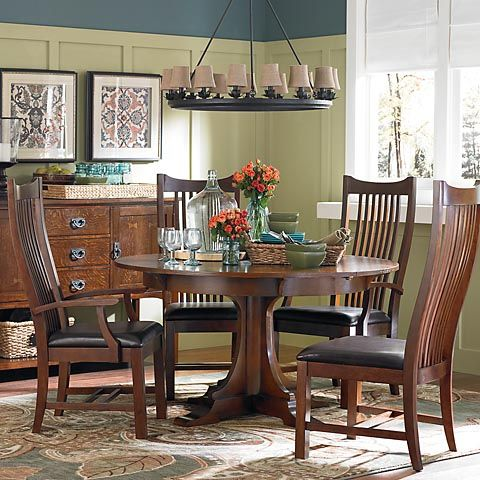 Missing Product Mission Style Dining Rooms Craftsman