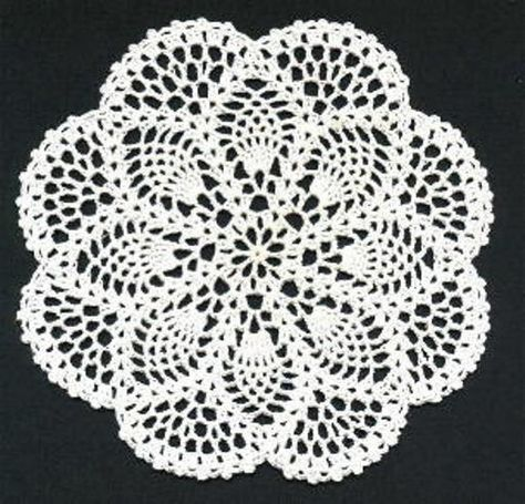 These 10 Beautiful And Free Crochet Doily Patterns Are Sure To ...