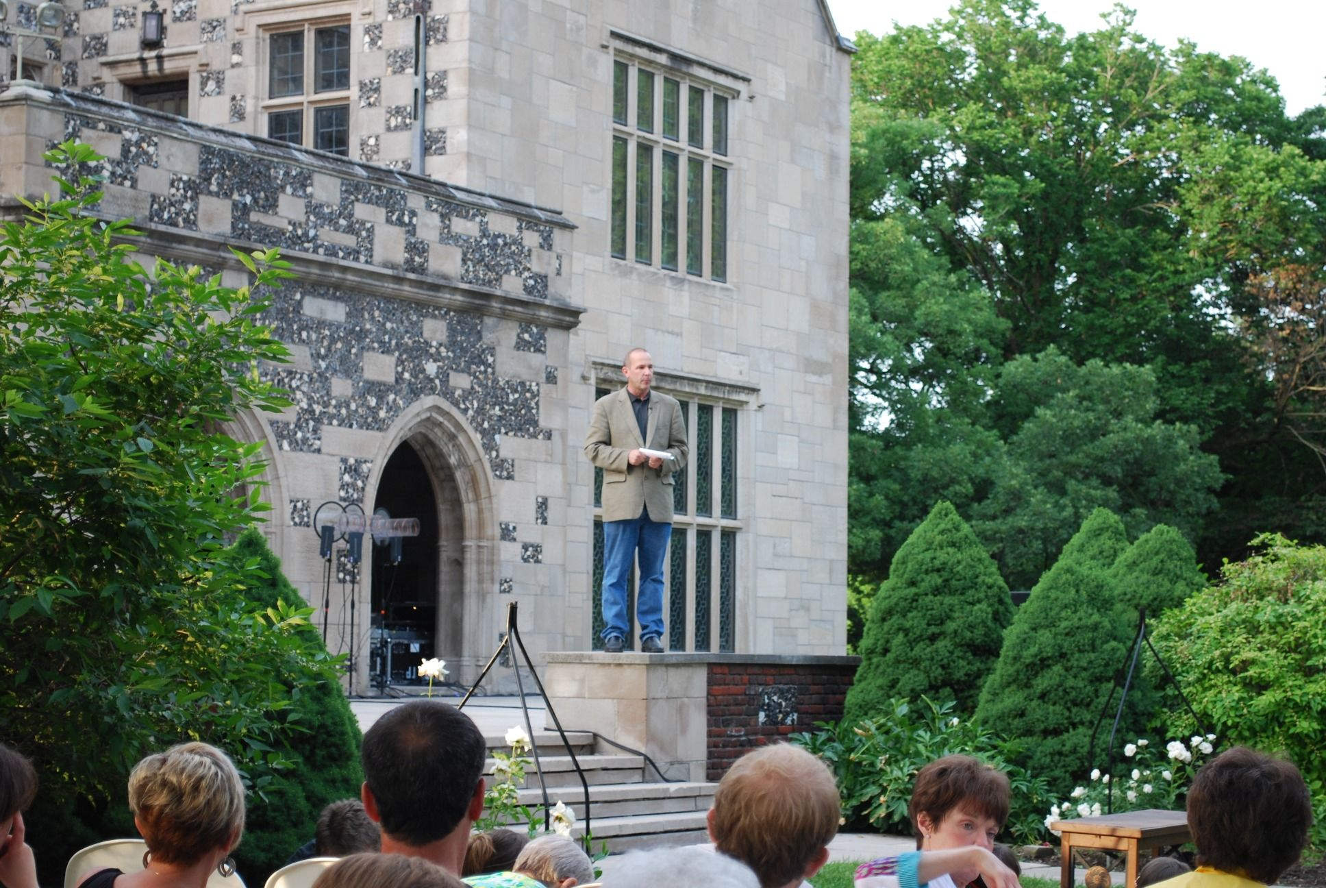 A Midsummer Night's Dream . . . Shakespeare on the Lawn at Salisbury House