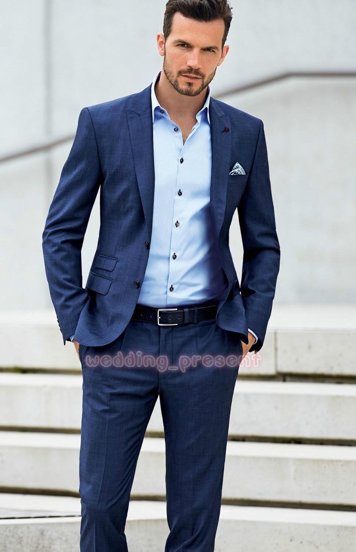 Wedding Suits Men Mens Outfits Light Blue Dress Shirt [ 1500 x 968 Pixel ]