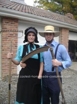 Amish costumes for couples