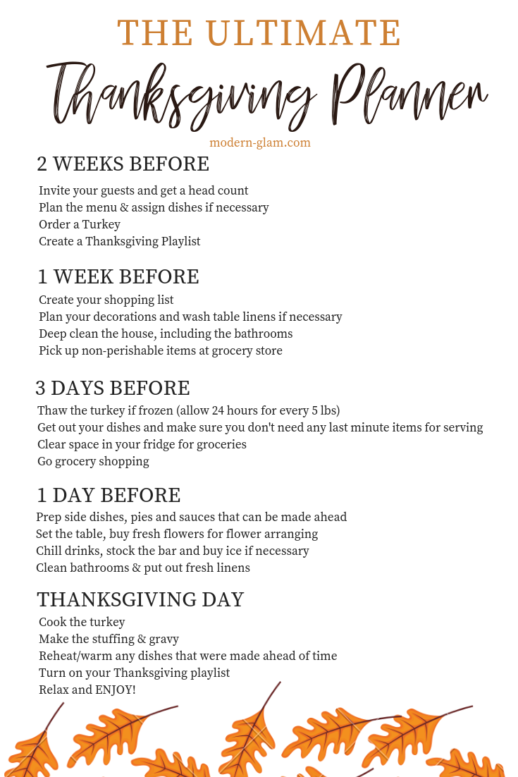 How To Host The Ultimate Thanksgiving Dinner Print Out This Free Planner And Host A Carefree Thanksgiving Menu Planner Thanksgiving Punch Thanksgiving Dinner