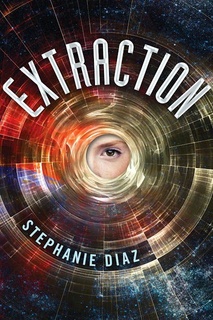 Musings Of Immortals.: Book Highlight : Extraction by Stephanie Diaz. Just met the author today and got my copy signed. So excited!