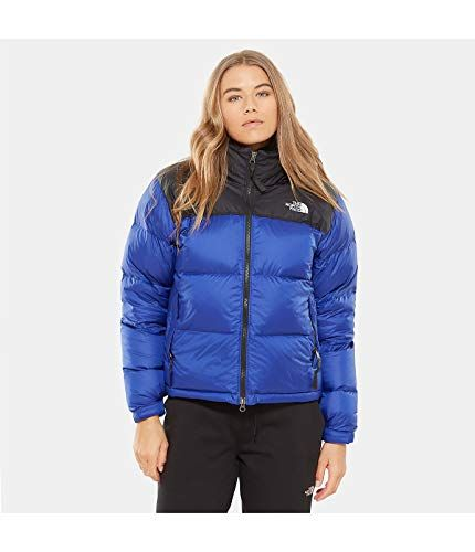 innovative design f4b96 565a4 THE NORTH FACE 1996 Retro Nuptse Daunenjacke Damen blau ...