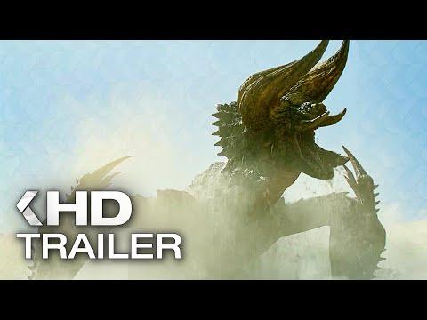 Monster Hunter Movie Teaser Trailer 2020 Youtube In 2020 Monster Hunter Movie Movie Teaser Hunter Movie