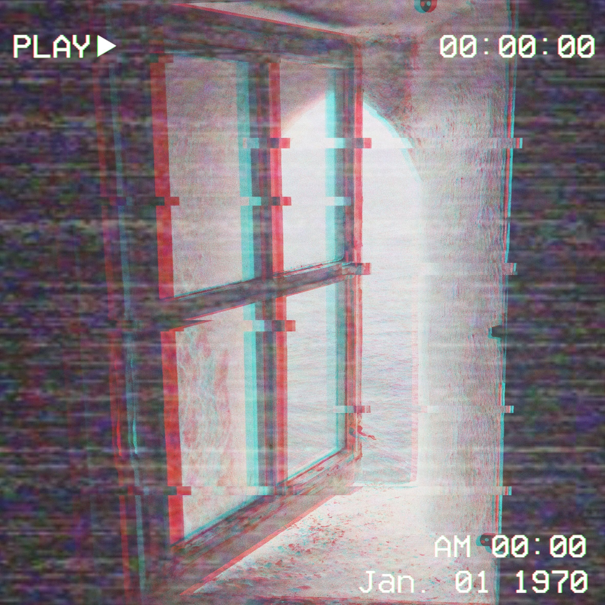 Edit Aesthetic Vhs Glitch Distorted Static Window Lighthouse Sea Black White Wexford Ireland Aesthetic Pictures Aesthetic Gif Glitch Art