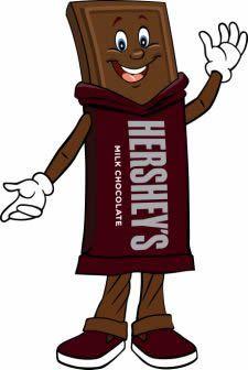 Hershey Cartoon Characters Google Search Hershey Chocolate Fruit Cartoon Hershey Candy Bars