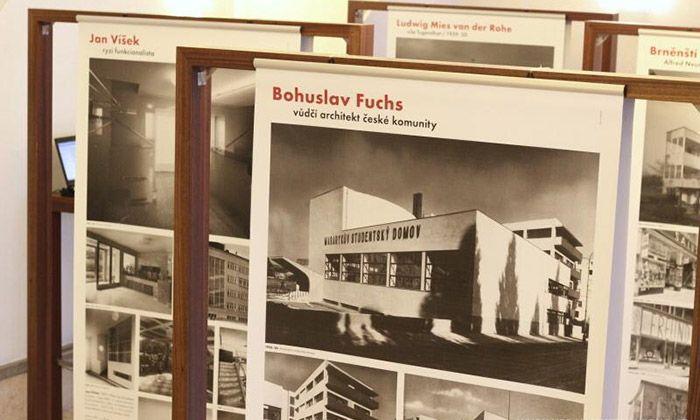 Brno se ukazuje jako Město s duchem Bauhausu